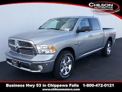new 2019 Ram 1500 Classic BIG HORN CREW CAB 4X4 5'7 BOX Crew Cab 1C6RR7LT2KS639541 for sale near Eau Claire at Chilson Chrysler Dodge Jeep Ram FIAT