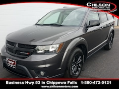 new 2019 Dodge Journey SE Sport Utility 3C4PDCBB5KT844723 for sale near Eau Claire at Chilson Chrysler Dodge Jeep Ram FIAT