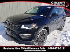 New 2019 Jeep Compass HIGH ALTITUDE 4X4 Sport Utility 3C4NJDCB7KT697678 for sale near Eau Claire at Chilson Chrysler Dodge Jeep Ram FIAT