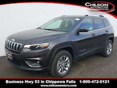 2020 Jeep Cherokee LATITUDE PLUS 4X4 Sport Utility for sale at Chilson Chrysler Dodge Jeep near Eau Claire, WI
