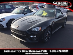 new 2018 FIAT 124 Spider ABARTH Convertible JC1NFAEK6J0135177 for sale near Eau Claire at Chilson Chrysler Dodge Jeep Ram FIAT