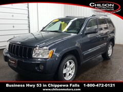 Used 2007 Jeep Grand Cherokee Laredo SUV 1J8GR48K87C620212 for sale near Eau Claire at Chilson Chrysler Dodge Jeep Ram FIAT