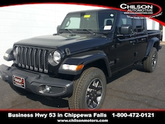 new 2021 Jeep Gladiator 80TH ANNIVERSARY Crew Cab for sale near Eau Claire at Chilson Chrysler Dodge Jeep Ram FIAT