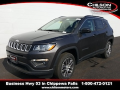 new 2020 Jeep Compass SUN AND SAFETY 4X4 Sport Utility 3C4NJDBB6LT222607 for sale near Eau Claire at Chilson Chrysler Dodge Jeep Ram FIAT