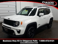 new 2020 Jeep Renegade ALTITUDE 4X4 Sport Utility ZACNJBBB7LPL17167 for sale near Eau Claire at Chilson Chrysler Dodge Jeep Ram FIAT