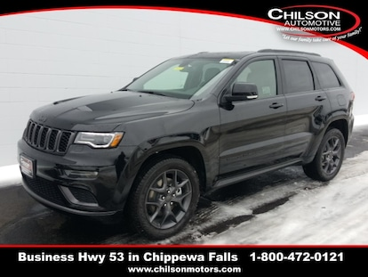 New 2019 Jeep Grand Cherokee LIMITED X 4X4 for sale near Eau Claire |  1C4RJFBT2KC694433