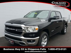 new 2020 Ram 1500 BIG HORN CREW CAB 4X4 5'7 BOX Crew Cab 1C6SRFFT4LN291961 for sale near Eau Claire at Chilson Chrysler Dodge Jeep Ram FIAT