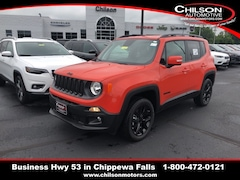 New 2018 Jeep Renegade ALTITUDE 4X4 Sport Utility ZACCJBBB0JPH50935 for sale near Eau Claire at Chilson Chrysler Dodge Jeep Ram FIAT