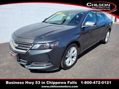 2015 Chevrolet Impala LT Sedan 1G1125S37FU126272