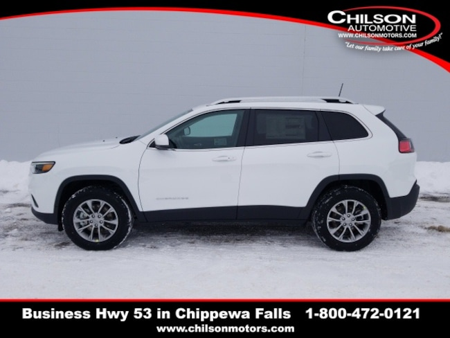 New 2019 Jeep Cherokee For Sale at Chilson Automotive ...