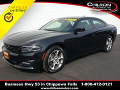 Certified 2015 Dodge Charger SXT Sedan 2C3CDXJG5FH875539 for sale near Eau Claire