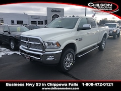 New 2018 Ram 2500 LARAMIE CREW CAB 4X4 6'4 BOX Crew Cab for sale near Eau Claire at Chilson Chrysler Dodge Jeep Ram FIAT