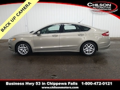 Used 2015 Ford Fusion SE Sedan 3FA6P0H78FR176025 for sale near Eau Claire at Chilson Chrysler Dodge Jeep Ram FIAT