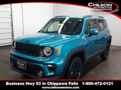 new 2020 Jeep Renegade ALTITUDE 4X4 Sport Utility ZACNJBBB1LPL35938 for sale near Eau Claire at Chilson Chrysler Dodge Jeep Ram FIAT