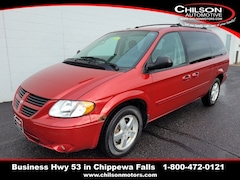 Bargain Used 2005 Dodge Grand Caravan SXT Minivan/Van 2D4GP44L15R522657 for Sale near Chippewa Falls in Cadott, WI