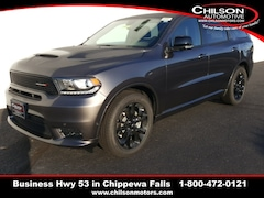 new 2020 Dodge Durango R/T AWD Sport Utility 1C4SDJCT6LC155776 for sale near Eau Claire at Chilson Chrysler Dodge Jeep Ram FIAT