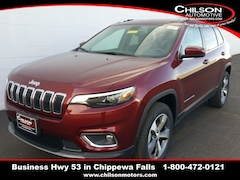2020 Jeep Cherokee LIMITED 4X4 Sport Utility for sale at Chilson Chrysler Dodge Jeep near Eau Claire, WI