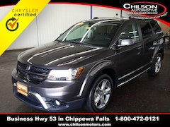 2017 Dodge Journey Crossroad SUV for sale at Chilson Chrysler Dodge Jeep near Eau Claire, WI