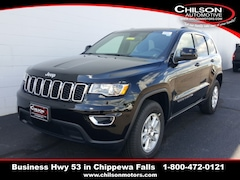 new 2020 Jeep Grand Cherokee LAREDO E 4X4 Sport Utility for sale near Eau Claire at Chilson Chrysler Dodge Jeep Ram FIAT