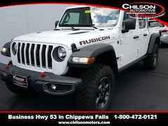 new 2020 Jeep Gladiator RUBICON 4X4 Crew Cab 1C6JJTBG9LL131239 for sale near Eau Claire at Chilson Chrysler Dodge Jeep Ram FIAT