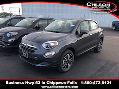 New 2018 FIAT 500X POP AWD Sport Utility ZFBCFYAB5JP714311 for sale near Eau Claire at Chilson Chrysler Dodge Jeep Ram FIAT