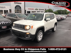 New 2018 Jeep Renegade LATITUDE 4X4 Sport Utility ZACCJBBBXJPH29235 for sale near Eau Claire at Chilson Chrysler Dodge Jeep Ram FIAT