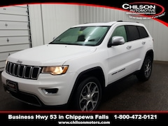 new 2020 Jeep Grand Cherokee LIMITED 4X4 Sport Utility 1C4RJFBG1LC221935 for sale near Eau Claire at Chilson Chrysler Dodge Jeep Ram FIAT