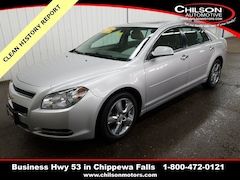 Used 2012 Chevrolet Malibu LT Sedan under $10,000 for Sale in Chippewa Falls