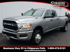 new 2019 Ram 3500 TRADESMAN CREW CAB 4X4 8' BOX Crew Cab 3C63RRGL9KG592124 for sale near Eau Claire at Chilson Chrysler Dodge Jeep Ram FIAT