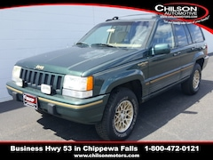 Used 1994 Jeep Grand Cherokee Limited SUV 1J4GZ78Y3RC200075 for sale near Eau Claire at Chilson Chrysler Dodge Jeep Ram FIAT