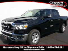 new 2019 Ram All-New 1500 BIG HORN / LONE STAR CREW CAB 4X4 5'7 BOX Crew Cab 1C6SRFFT1KN911714 for sale near Eau Claire at Chilson Chrysler Dodge Jeep Ram FIAT
