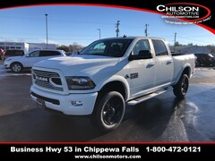 New 2018 Ram 2500 LARAMIE CREW CAB 4X4 6'4 BOX Crew Cab 3C6UR5FL9JG380787 for sale near Eau Claire at Chilson Chrysler Dodge Jeep Ram FIAT