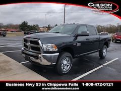 New 2018 Ram 3500 TRADESMAN CREW CAB 4X4 6'4 BOX Crew Cab 3C63R3CJ0JG321985 for sale near Eau Claire at Chilson Chrysler Dodge Jeep Ram FIAT