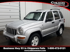 Used 2004 Jeep Liberty Limited SUV 1J4GL58K64W188819 for sale near Eau Claire at Chilson Chrysler Dodge Jeep Ram FIAT