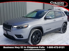 New 2019 Jeep Cherokee ALTITUDE 4X4 Sport Utility 1C4PJMLB8KD394892 for sale near Eau Claire at Chilson Chrysler Dodge Jeep Ram FIAT
