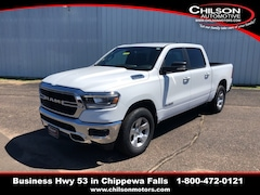 New 2019 Ram 1500 BIG HORN / LONE STAR CREW CAB 4X4 5'7 BOX Crew Cab for sale near Eau Claire at Chilson Chrysler Dodge Jeep Ram FIAT