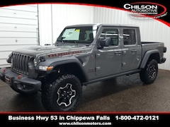 new 2020 Jeep Gladiator RUBICON 4X4 Crew Cab 1C6JJTBG2LL146116 for sale near Eau Claire at Chilson Chrysler Dodge Jeep Ram FIAT