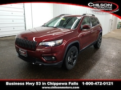 new 2019 Jeep Cherokee ALTITUDE 4X4 Sport Utility 1C4PJMLX5KD378595 for sale near Eau Claire at Chilson Chrysler Dodge Jeep Ram FIAT