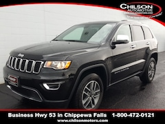 new 2020 Jeep Grand Cherokee LIMITED 4X4 Sport Utility 1C4RJFBG6LC255997 for sale near Eau Claire at Chilson Chrysler Dodge Jeep Ram FIAT