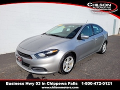 Bargain Used 2015 Dodge Dart SXT Sedan 1C3CDFBB7FD221782 for Sale near Chippewa Falls in Cadott, WI