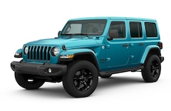 new 2020 Jeep Wrangler UNLIMITED SAHARA ALTITUDE 4X4 Sport Utility 1C4HJXEN3LW288661 for sale near Eau Claire at Chilson Chrysler Dodge Jeep Ram FIAT