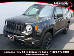 new 2019 Jeep Renegade UPLAND 4X4 Sport Utility ZACNJBAB4KPK53248 for sale near Eau Claire at Chilson Chrysler Dodge Jeep Ram FIAT