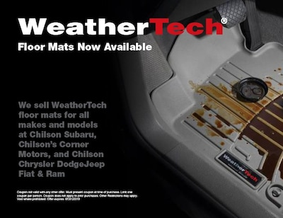 We Sell Weather Tech Floor Mats