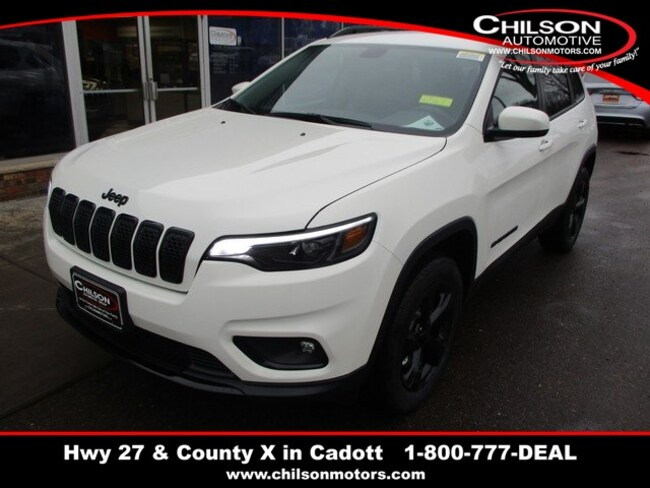 New 2019 Jeep Cherokee ALTITUDE 4X4 For Sale in Cadott, WI ...