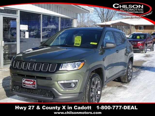 2021 Jeep Compass Sport Utility