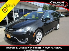 Certified 2017 Chrysler Pacifica Touring L Plus Minivan/Van 2C4RC1EG3HR541412 for sale in Cadott, WI at Chilson's Corner Motors of Cadott