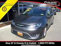 Used 2017 Chrysler Pacifica Touring L Minivan/Van 2C4RC1BGXHR613596 for sale near Chippewa Falls at Chilson's Corner Motors of Cadott