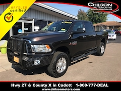 used Commercial 2016 Ram 2500 Big Horn Crew Cab 3C6UR5DL6GG314967 for sale in Cadott, WI