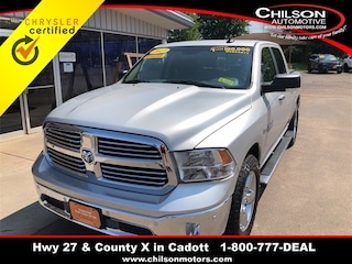 Used 2017 Ram 1500 Big Horn Crew Cab for sale in Chippewa Falls, WI