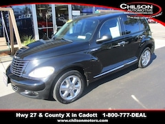 Used 2005 Chrysler PT Cruiser Limited SUV 3C8FY68835T641491 for sale near Chippewa Falls at Chilson's Corner Motors of Cadott